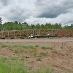 Hwy 77 Birkie Trail Bridge