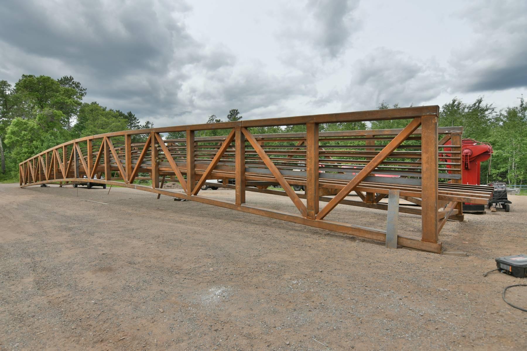 Custom Metal Bridges